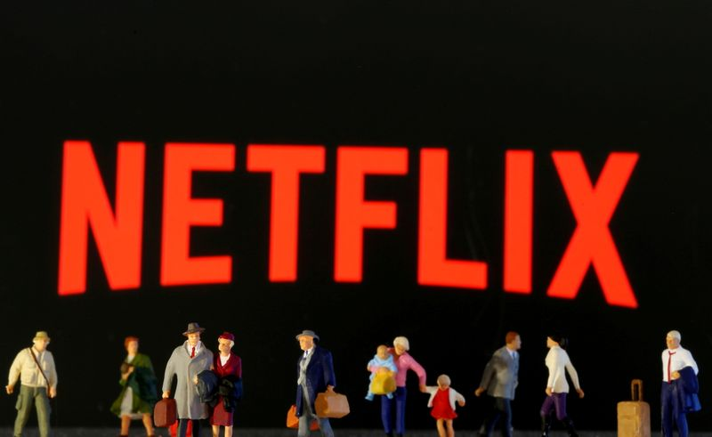 Netflix details video game push as it forecasts weak growth