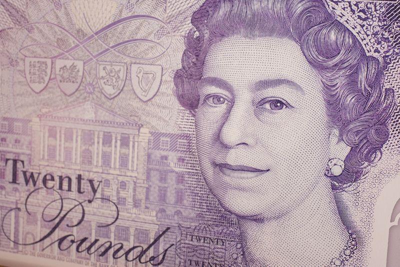 UK's huge public borrowing falls in June to 22.8 billion pounds