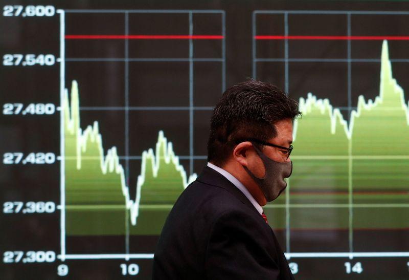日経平均は反発、米株高が支援 4連休を前に伸び悩み