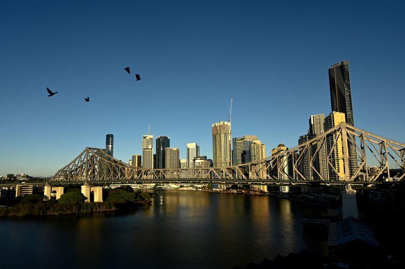 Olympics-Australia's Brisbane to host 2032 summer Games