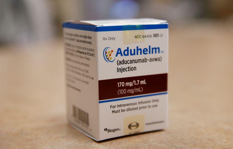 Biogen Alzheimer's drug slow to take off as U.S. Medicare wrestles with coverage