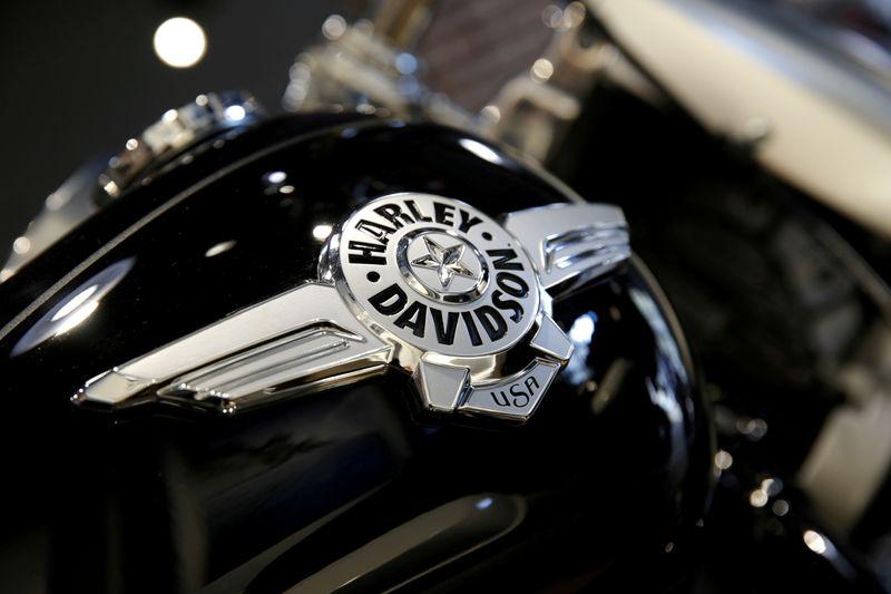 Harley's stock tumbles as inflation worries overshadow progress on turnaround
