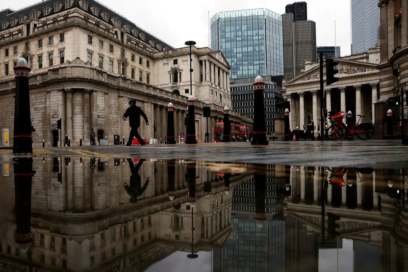 Bank buffers not working as intended in crisis, says BoE's Saporta