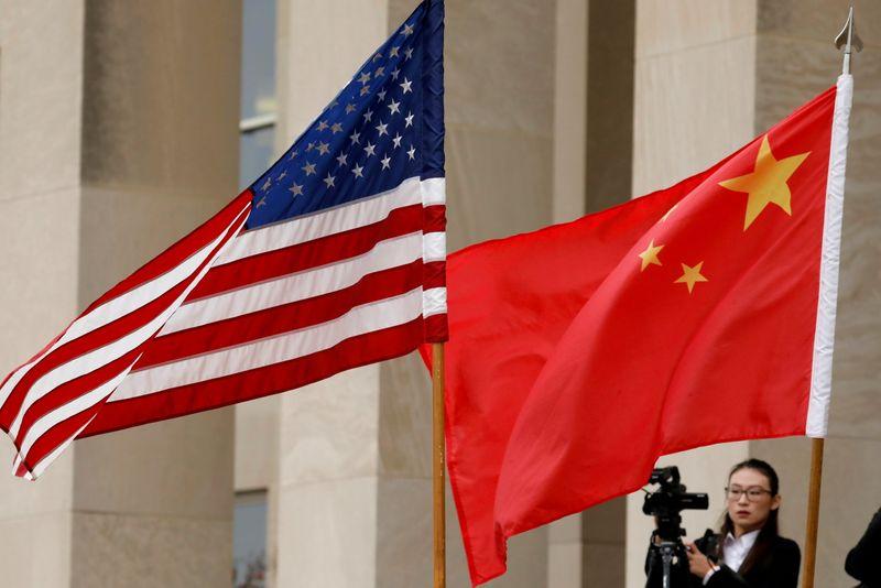 Senior U.S. diplomat Sherman to visit China - State Department