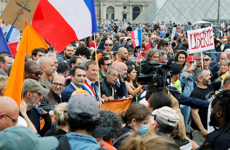 No health pass, no cinema or museum: France tightens COVID-19 rules
