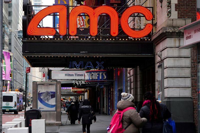 AMC board names CEO Adam Aron as chairman