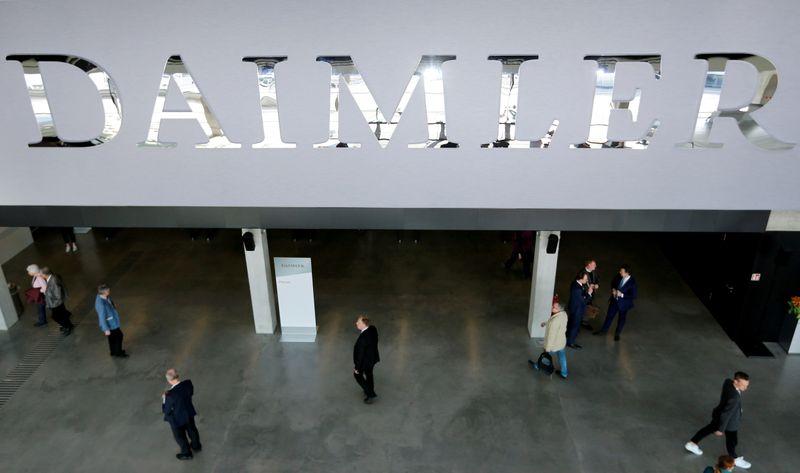 Daimler nominates Olaf Koch, Helene Svahn for supervisory board
