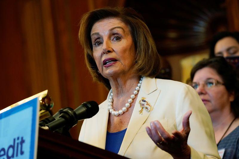 Pelosi blocks House Republicans Jordan, Banks from serving on Jan. 6 panel