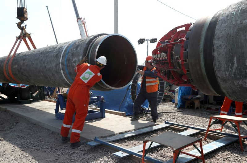 U.S., Germany strike Nord Stream 2 pipeline deal to push back on Russian 'aggression'