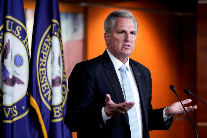 McCarthy says Republicans will pull out of Jan. 6 committee unless Pelosi reverses decision