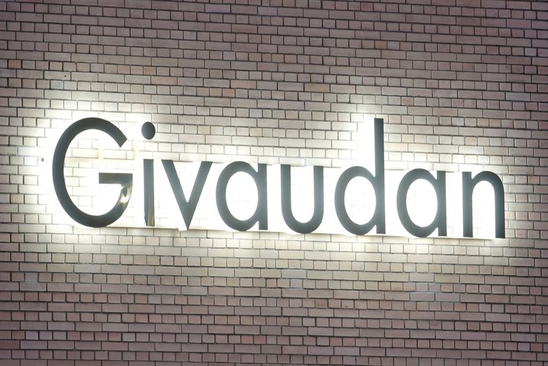 Givaudan confirms targets as first-half net profit beats forecasts