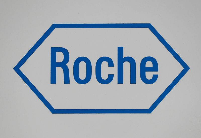 Sales at Switzerland's Roche rebound with help from COVID tests