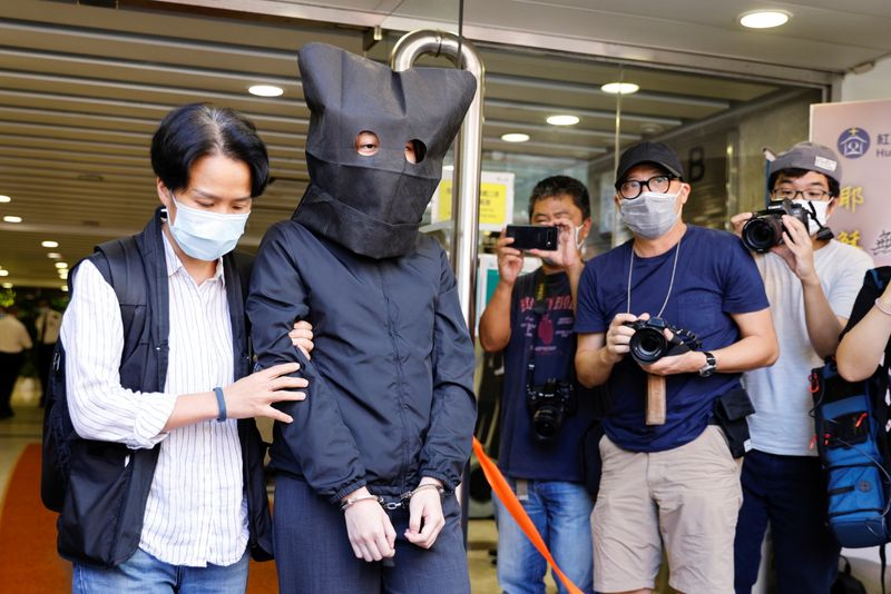 Children's tales of sheep and wolves incite sedition, HK police say