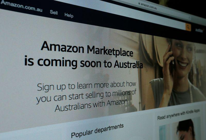 豪競争当局、ネット通販サイトの調査開始 アマゾンなど