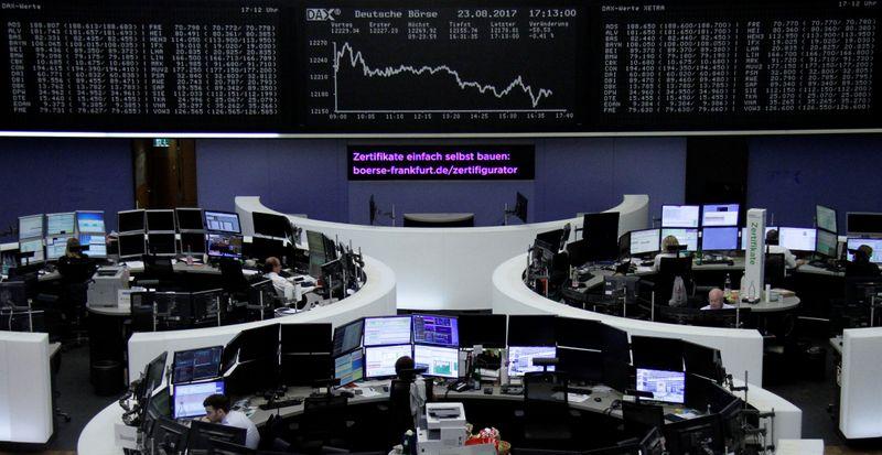 Hausse en vue pour les actions avant la BCE (actualisé)