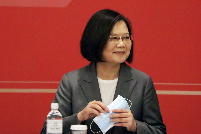 中国、台湾総統に間接的に謝意 洪水被害者へのメッセージ巡り