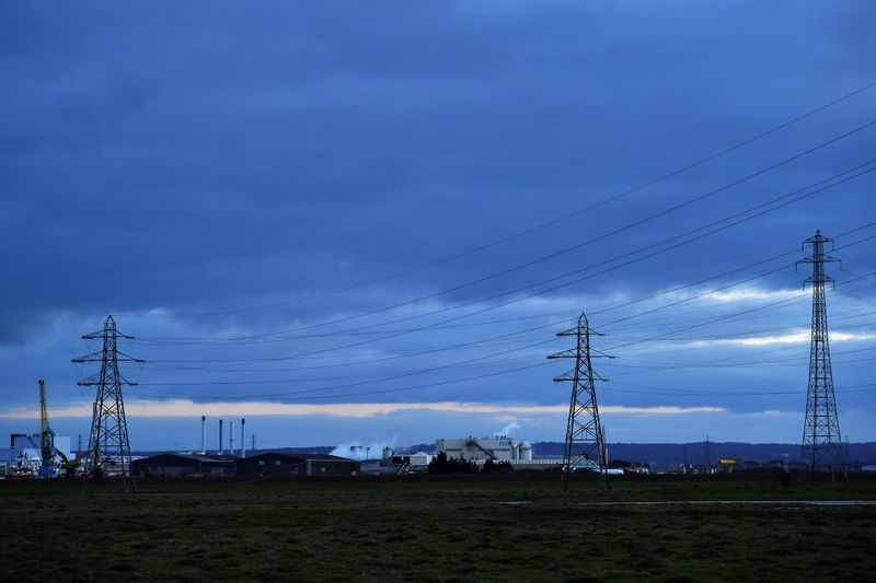 Britain's National Grid confident of sufficient winter power supply