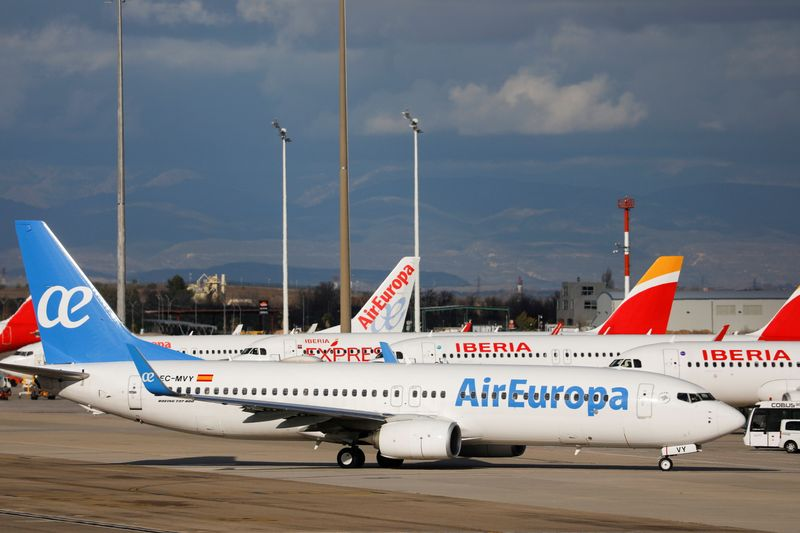 EU antitrust regulators extend deadline for IAG-Air Europa deal to Dec. 3