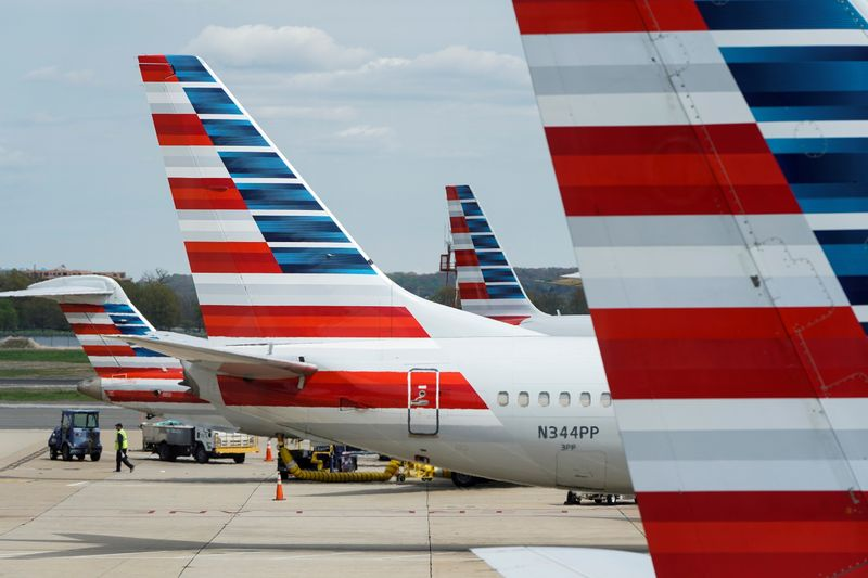 American Airlines posts second-quarter profit as leisure travel recovers