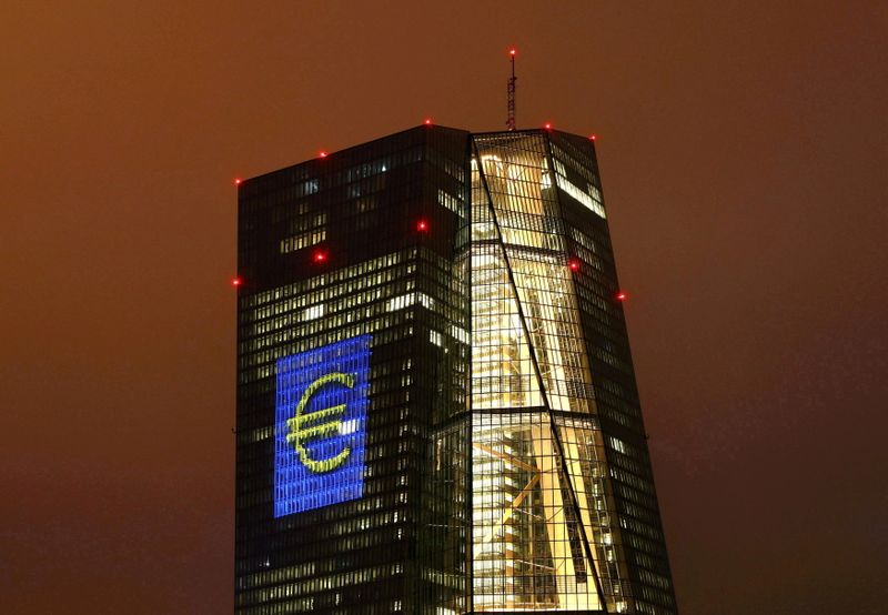 ECB pledges record low rates to reach 2% inflation