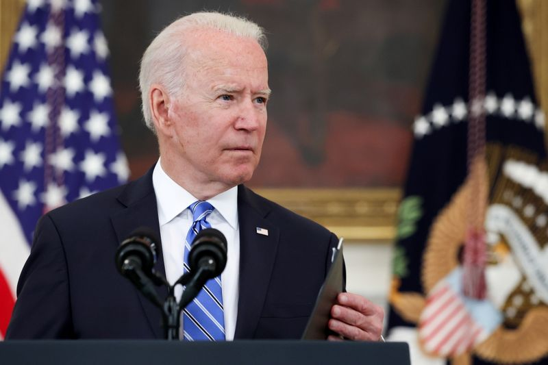Biden administration releases COVID funds to boost local economies