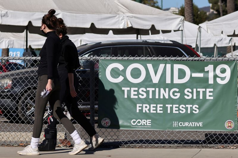 Biden administration to spend $1.6 billion for COVID-19 testing in high-risk settings -official