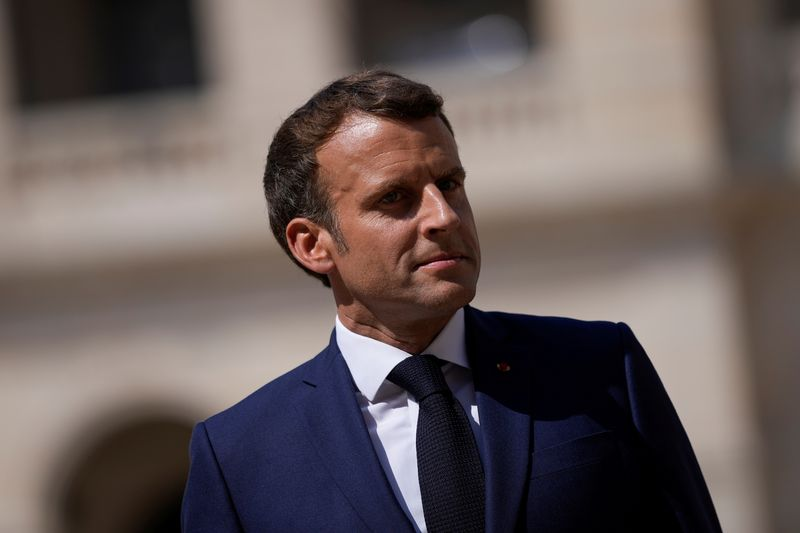 France to adjust security around President Macron in light of Pegasus spyware case