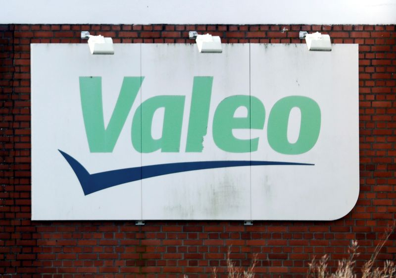 Car parts maker Valeo confirms outlook, expects chip shortage to ease