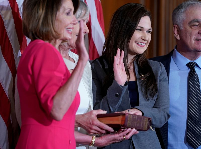 Democrat Amy Finkenauer sets sights on Senator Grassley's Iowa seat
