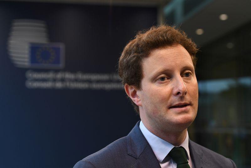 L'UE ne peut renégocier le protocole nord-irlandais, dit Beaune