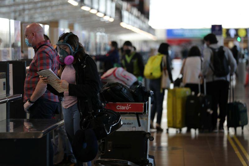 Chile permite viagens ao exterior após queda de infecções por Covid-19