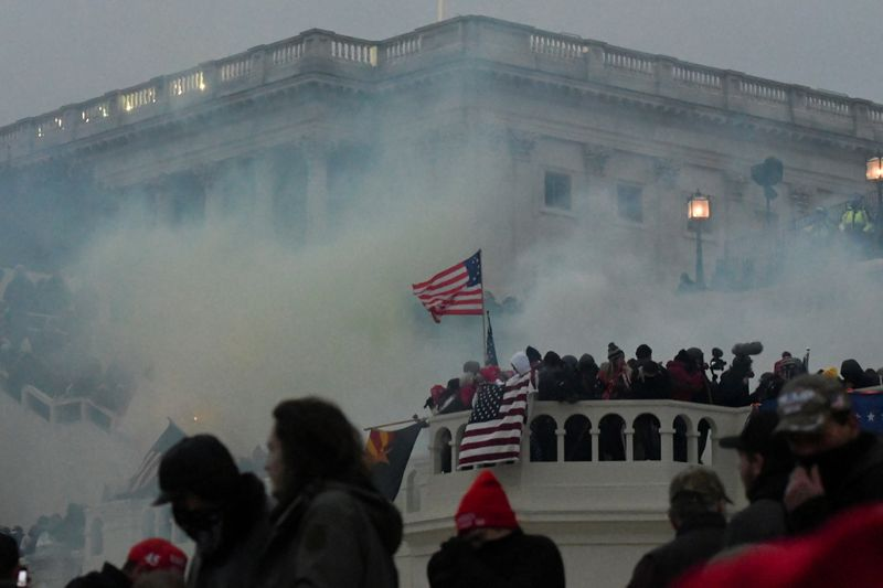 Florida pastor facing U.S. Capitol riot charges has court hearing