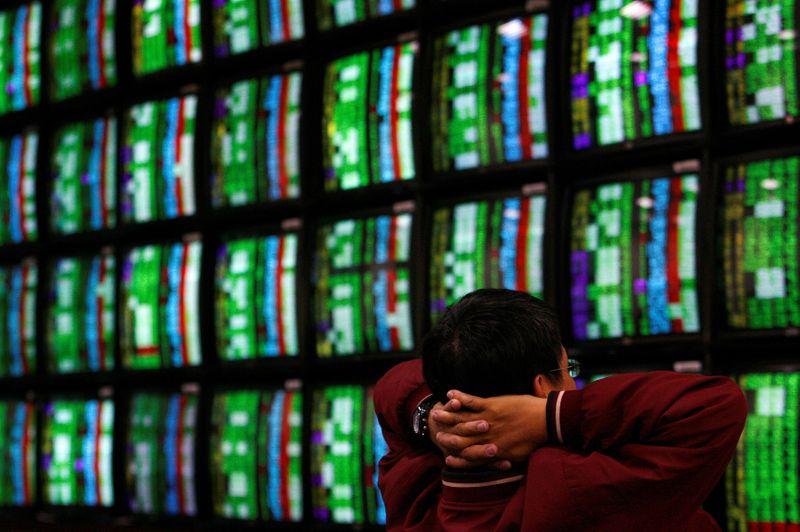 U.S. stock markets, treasury yields perk up, oil falters as choppy week winds down