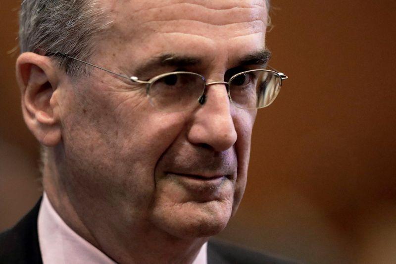 ECB、緩和的金融政策を当面維持するのが正当=仏中銀総裁
