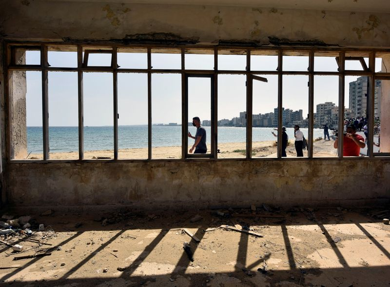Chypre: Le Conseil de sécurité condamne le projet de réouverture de Varosha