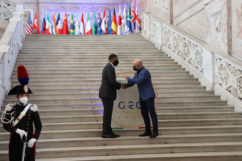 Pas d'accord sur les objectifs climatiques dans le communiqué du G20