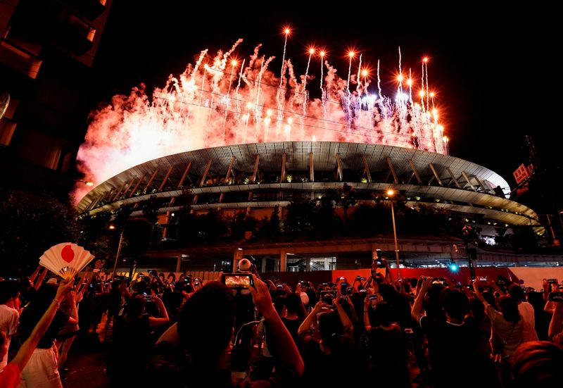 Tokyo Olympics opening draws 16.7 million U.S. TV viewers, a 33-year low