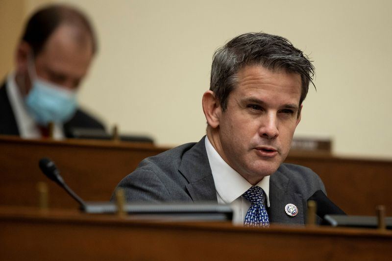 U.S. House Speaker Pelosi names Republican Kinzinger to Jan. 6 panel