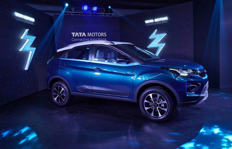 JLR parent Tata Motors posts quarterly loss