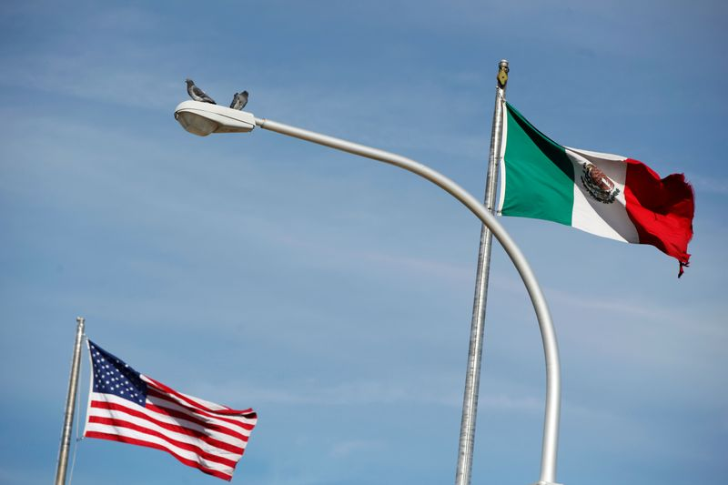 Mexico signs agreement aimed at recovering U.S. aviation rating