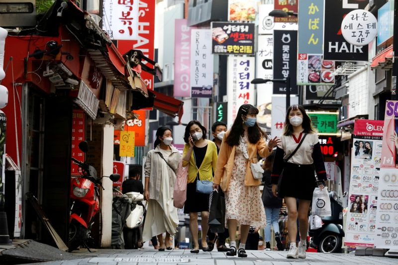 South Korea's second-quarter GDP growth hits decade high but risks loom