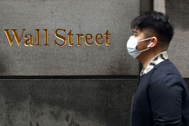 Wall Street dans le rouge à l'ouverture en attendant la Fed
