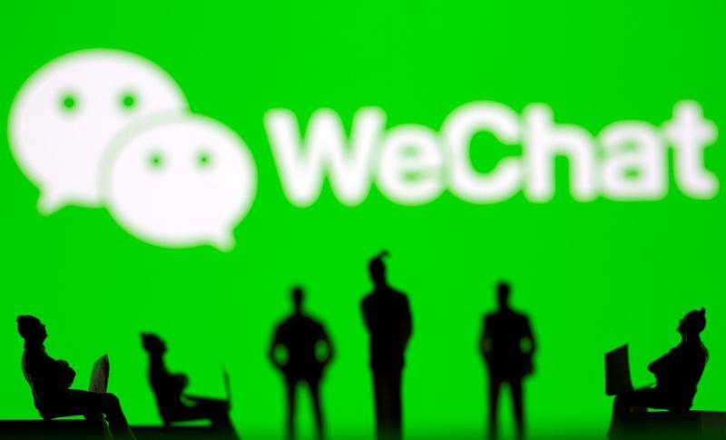 WeChat suspende registro de novos usuários