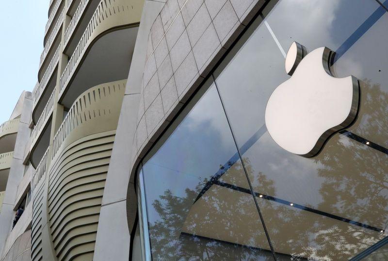 米アップル、4─6月期は予想上回る 増収率鈍化見通しで株価下落