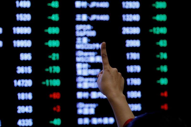 午前の日経平均は反落、米株安を嫌気 FOMCへの警戒感も