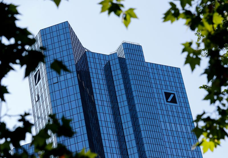 Deutsche Bank optimistic on revenues after profit tops forecasts