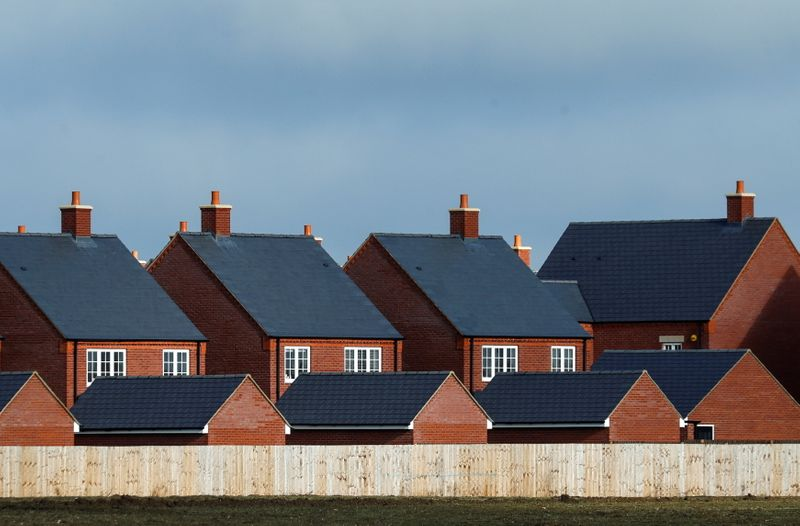 UK house prices fall in July as tax cut is scaled back - Nationwide