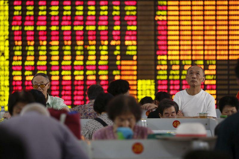 China health stocks slammed as investors fear regulators' diagnosis