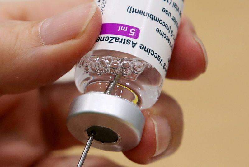 アストラゼネカのワクチン2回接種で血栓症リスク上昇せず=研究