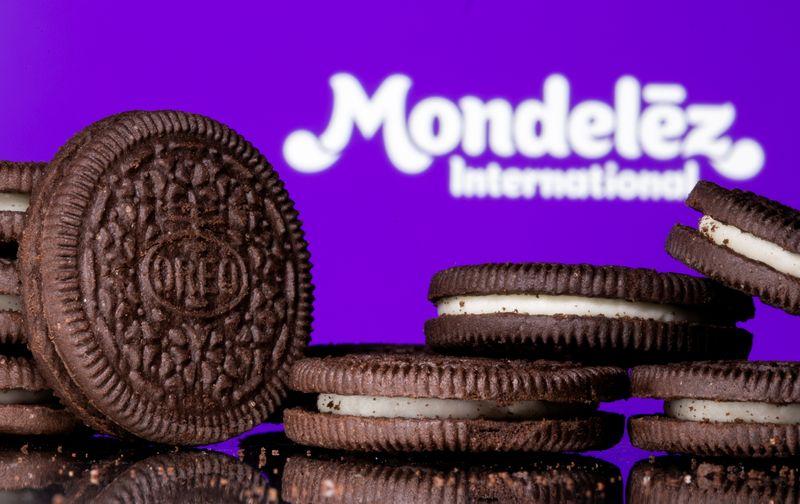 Mondelez повышает прогноз продаж, надеясь на развивающиеся рынки